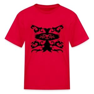 Tattoo design #2 - Boy's shirt - Kids' T-Shirt