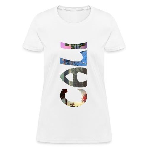 Women's CALI T-Shirt - Women's T-Shirt