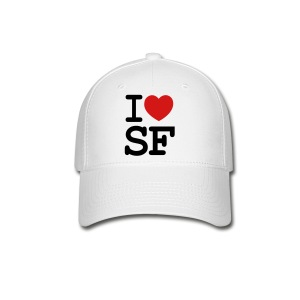I LOVE SF CAP - Baseball Cap