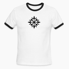Chaos Star, Symbol of chaos,  Energy symbol, c, T-Shirts