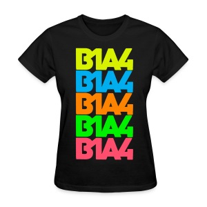 B Color - Women's T-Shirt
