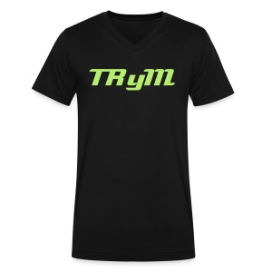 TRym Fitness V-neck - Men's V-Neck T-Shirt by Canvas