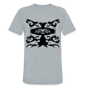 Tattoo Design #2 - Mens t-shirt - Unisex Tri-Blend T-Shirt