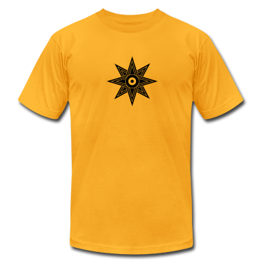 Star Of Ishtar - Venus Star 2, Symbol of the great Babylonian Goddess of love Ishtar (Inanna), c T-Shirts
