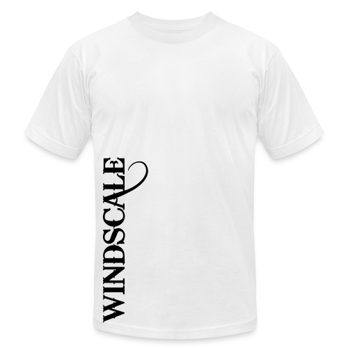 Windscale(black) - Men's T-Shirt by American Apparel