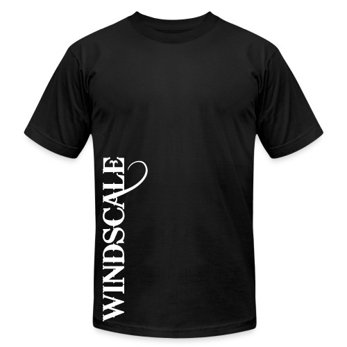 Windscale(white) - Men's T-Shirt by American Apparel