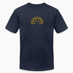 Lotus Flower, c, vector, symbol of perfection and enlightenment, sacred symbol T-Shirts