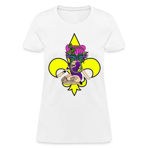 Louisiana Women's Relaxed Fit T-Shirt - Women's T-Shirt