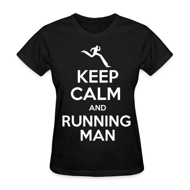 [Running Man!] Keep Calm | Women's T-Shirt