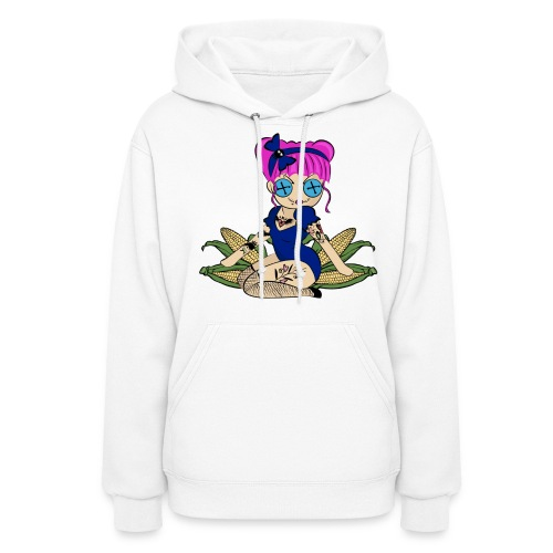 Illinois Women's Hooded Sweatshirt - Women's Hoodie