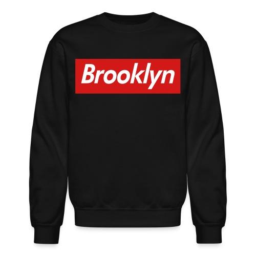 Brooklyn Tag Crewneck - Crewneck Sweatshirt