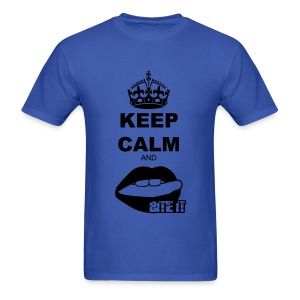 Men's Keep Calm T-Shirt - Men's T-Shirt