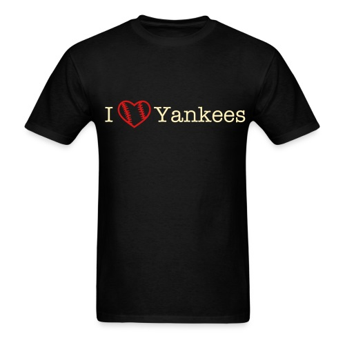 yankees - Men's T-Shirt