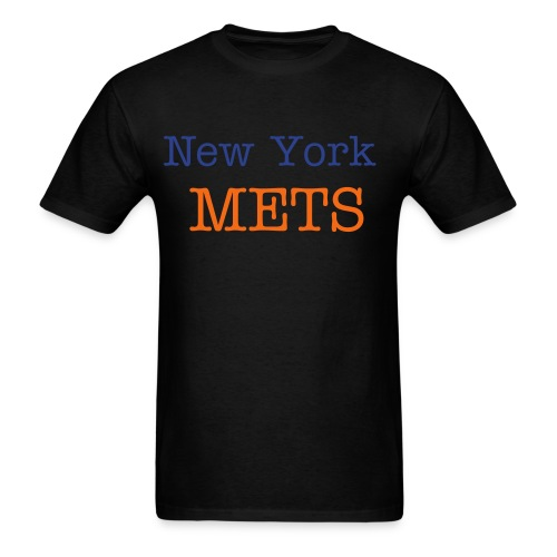 mets - Men's T-Shirt