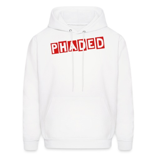 Phaded Branded Sweater Jacket - Men's Hoodie