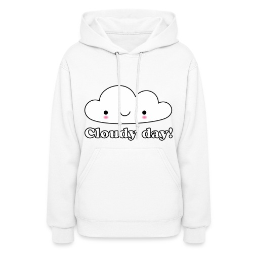 Cloudy Day - Women's Hoodie