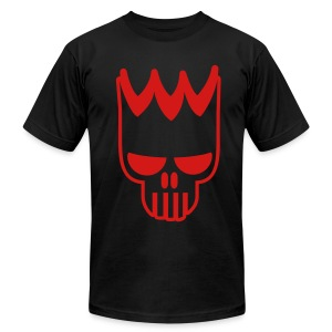 skull king - Men's T-Shirt by American Apparel