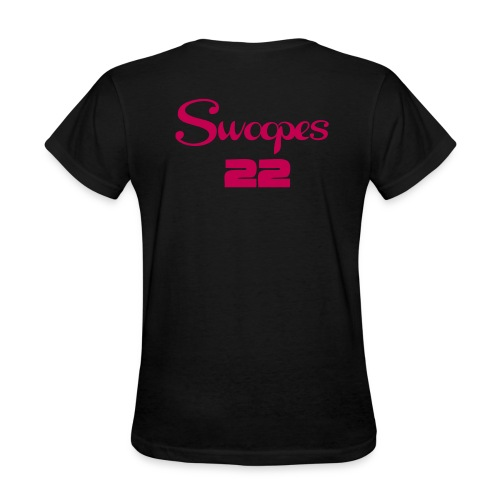 Swoopes 22 - Back - Women's T-Shirt