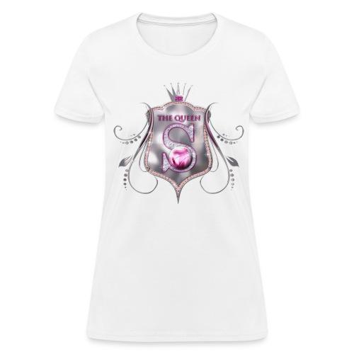 The Queen - Ice - Women's T-Shirt