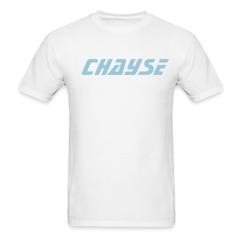 Chayse White T - Men's T-Shirt