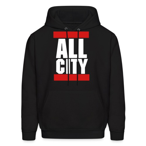 All City Squared Sweater v.1 - Men's Hoodie
