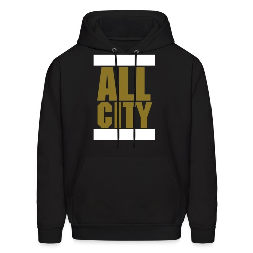All City Squared Sweater v.2 - Men's Hoodie