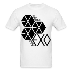 [EXO] Hexagons - Men's T-Shirt