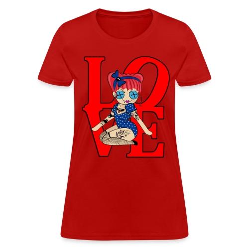 Pennsylvania Women's Relaxed Fit T-Shirt - Women's T-Shirt