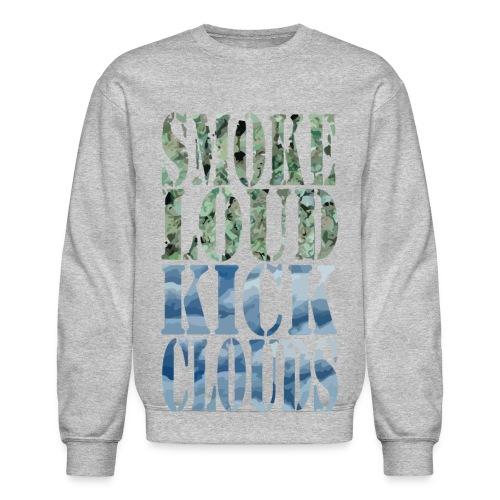 Smoke Loud Crew - Crewneck Sweatshirt