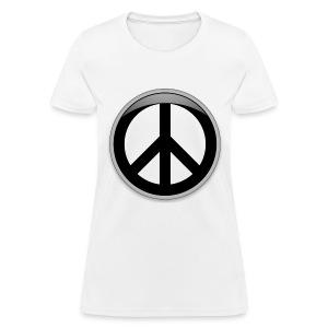 Peace Women's - Women's T-Shirt