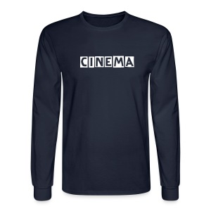 Cinema   mens  long sleeve. - Men's Long Sleeve T-Shirt