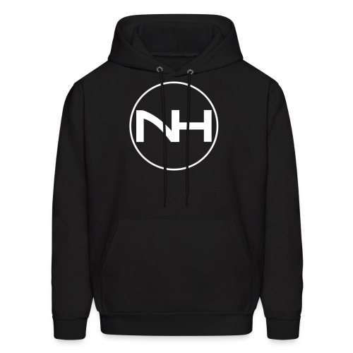 No Hype Sweatshirt + Name on Back - Men's Hoodie