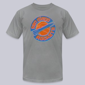 San Diego Rockets - Men's T-Shirt by American Apparel