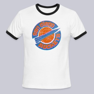 San Diego Rockets - Men's Ringer T-Shirt