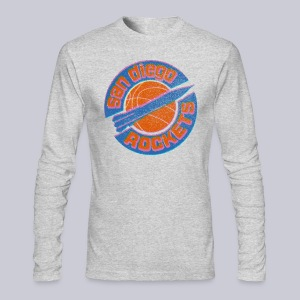 San Diego Rockets - Men's Long Sleeve T-Shirt by Next Level