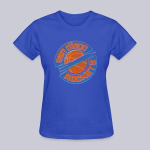 San Diego Rockets - Women's T-Shirt