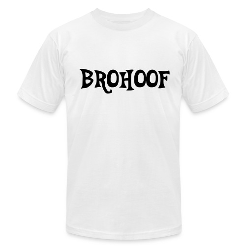 Brohoof Shirt - Men's Fine Jersey T-Shirt
