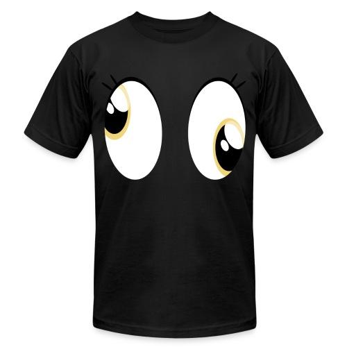 Derpy's Eyes - Men's Fine Jersey T-Shirt