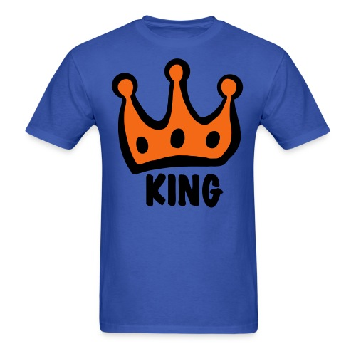 king joker - Men's T-Shirt