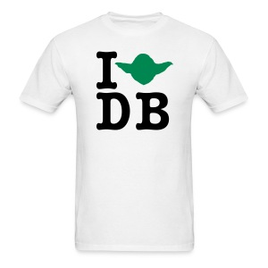 I Heart Dagobah - Men's T-Shirt