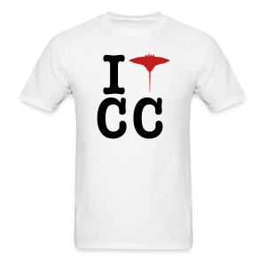I Heart Cloud City - Men's T-Shirt