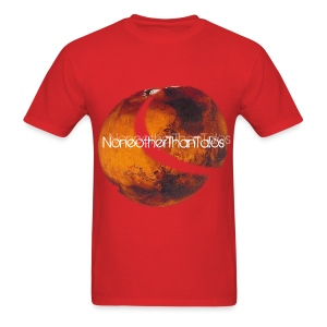 Noneother than Mars - Male - Men's T-Shirt