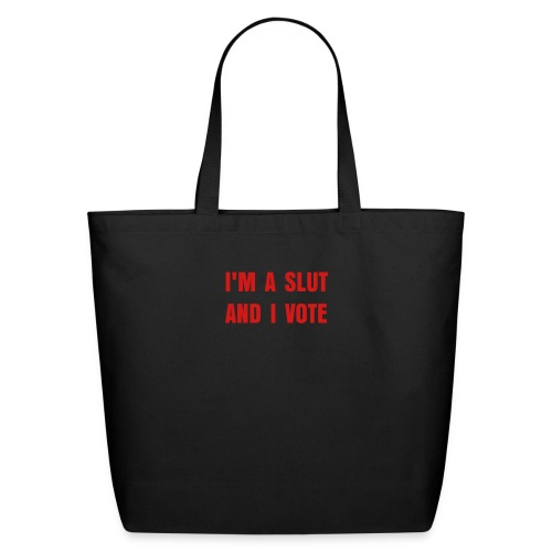 Carry a grudge - Eco-Friendly Cotton Tote