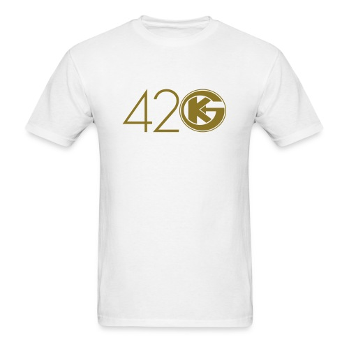 KG Golden 420 - Men's T-Shirt