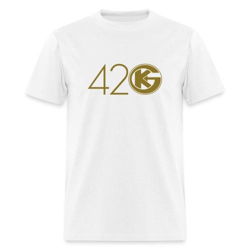 KG Golden 420 - Men's T-Shirt