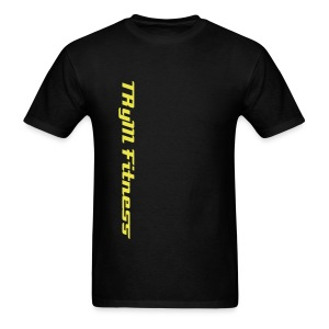 Vertical TRyM Tee - Men's T-Shirt