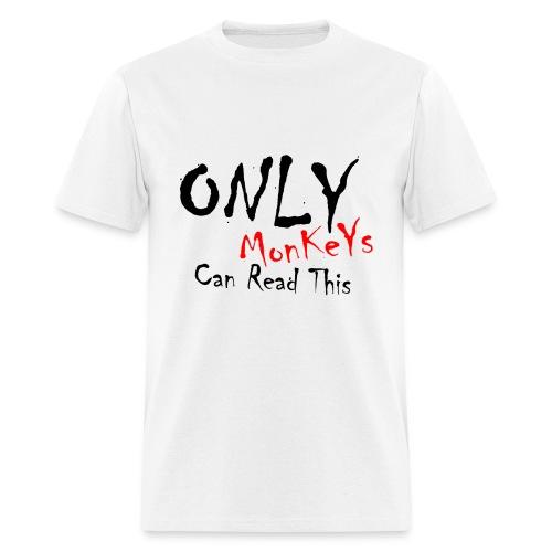 Monkey - Men's T-Shirt