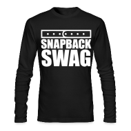 Long Sleeve Shirts ~ Men's Long Sleeve T-Shirt by Next Level ~ Snapback Swag