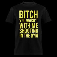 T-Shirts ~ Men's T-Shirt ~ Shooting with me