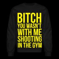 Long Sleeve Shirts ~ Crewneck Sweatshirt ~ Shooting with me